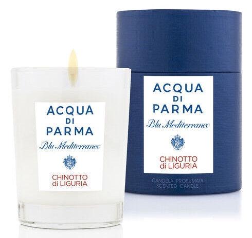 Acqua Di Parma Blu Mediterraneo Candle 200g Chinotto Di Liguria