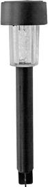 Diana Solar Lamp 12 x 40cm Black