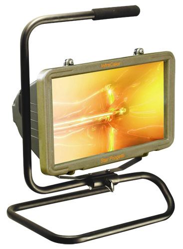 Infraraudonųjų spindulių šildytuvas Infracalor IC1008N
