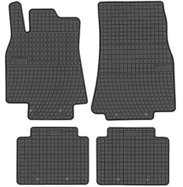 Резиновый автомобильный коврик Frogum Mercedes Benz T245 B-Class, 4 шт.