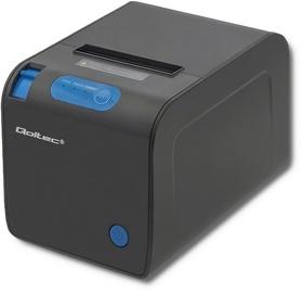 Принтер этикеток Qoltec 50246, 1151 г, черный