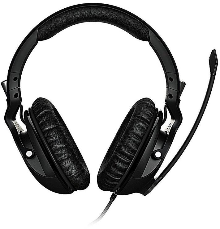 Ausinės Roccat Khan Pro Gaming Headset, juodos