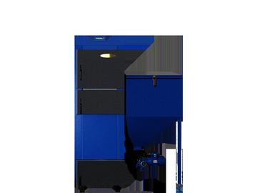 Granulinis katilas BIOKAITRA BIO50 kW, dešininis