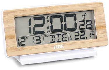 ADE CK1703 Radio Alarm Clock w/ Thermometer