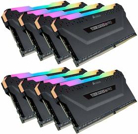 Corsair Vengeance RGB PRO 64GB 3466MHz CL16 DDR4 KIT OF 8 CMW64GX4M8C3466C16