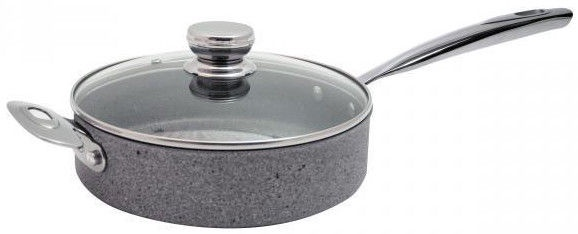 Ballarini Portofino Deep Pan With Lid 28 cm