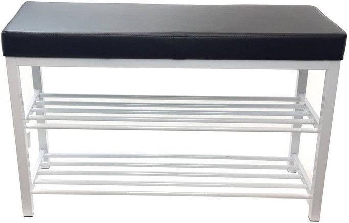 Verners 4Living Shoe Cabinet 800x510x300mm Black