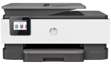 Многофункциональный принтер HP 8022e, струйный, цветной