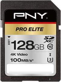 PNY PRO Elite 128GB SDXC UHS-I U3 Class 10