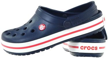 Шлепанцы Crocs Crocband Navy Blue 43-44