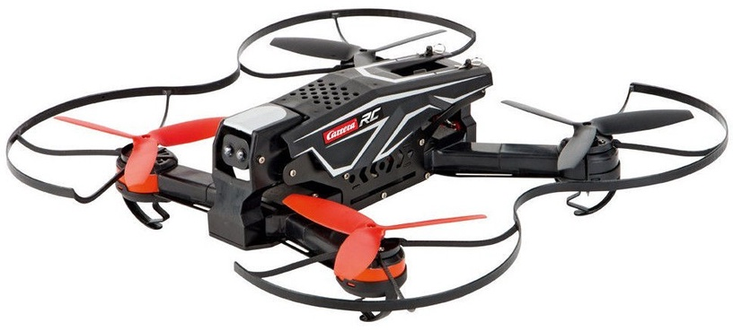 Žaislinis dronas Carrera Quadrocopter RC GXP-628968 Race Copter