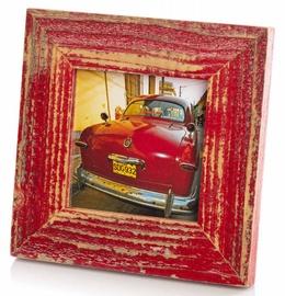 Bad Disain Photo Frame 10x10cm 1520927 Red