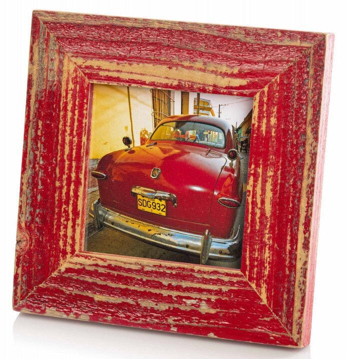 Фоторамка Bad Disain Photo Frame 10x10cm 1520927 Red