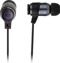 Cooler Master MH710 In-Ear Earphones Black
