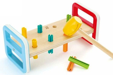 Rotaļlieta Hape Rainbow Pounder E0506B