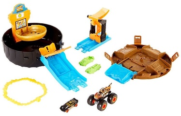 Mattel Hot Wheels Monster Trucks Stunt Tire Play Set GVK48