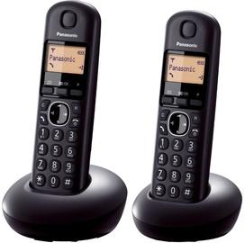 Panasonic KX-TGB212PDB Black