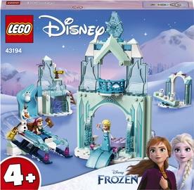 Конструктор LEGO Disney Anna and Elsas Frozen Wonderland 43194, 154 шт.