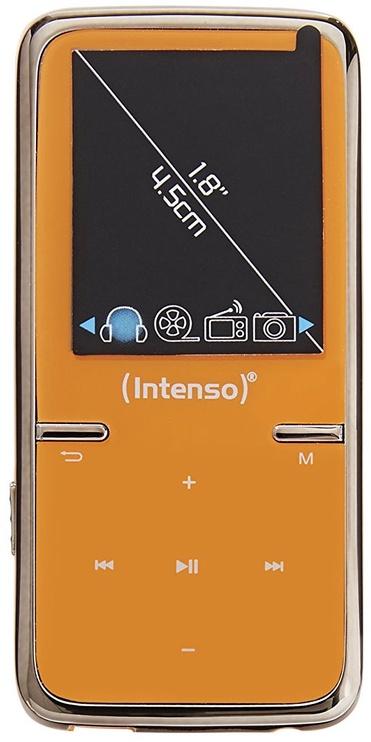 Музыкальный проигрыватель Intenso Video Scooter, oранжевый, 8 ГБ