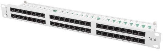 Lanberg PPU6-1048-S 48 Port Panel