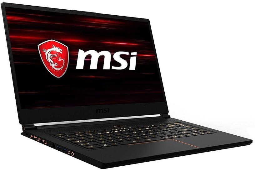 Nešiojamas kompiuteris MSI MSI GS65 Stealth Thin GS65 8RE-236PL
