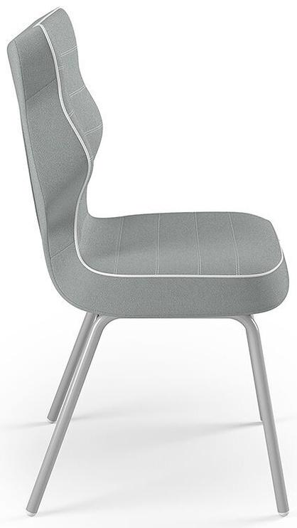 Детский стул Entelo Solo Size 6 JS03, серый, 400 мм x 910 мм