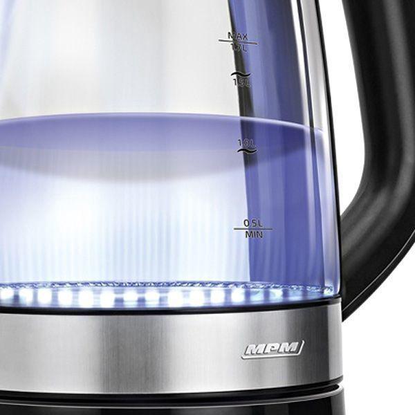 Электрический чайник MPM MCZ-78, 1.7 л