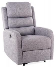 Кресло Signal Meble Olimp Grey, 72x55x108 см