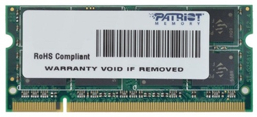 Patriot 8GB 1600MHz DDR3 CL11 Ultrabook SODIMM PSD38G1600L2S