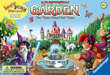 Galda spēle Ravensburger Mystery Garden R22055, EN