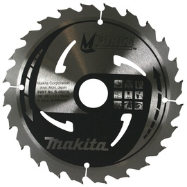 Makita M-FORCE Circular Saw Blade 190x30x2mm 24t