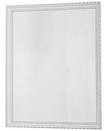 Verners Mirror Lisa 45x55cm White