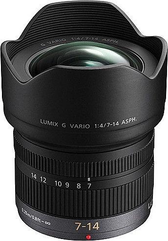 Panasonic Lumix G Vario 7-14mm f/4.0 ASPH