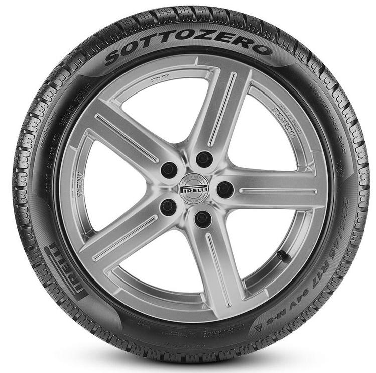 Žieminė automobilio padanga Pirelli Sottozero 2, 245/35 R20 91 V