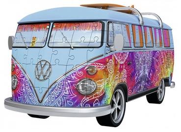 Ravensburger 3D Puzzle VW Bus T1 Indian Summer 12527