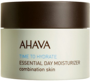 Sejas krēms AHAVA Time to Hydrate Essential Day Moisturizer Combination Skin, 50 ml