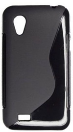 Forcell Back Case S-Line for HTC Desire VC T328T Black