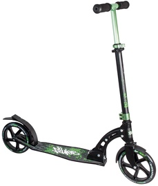 No Rules Aluminium Scooter 205 mm Black / Green