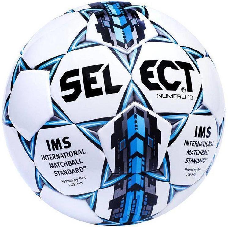 Select Numero 10 IMS Ball White/Blue Size 5