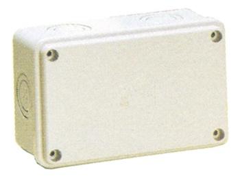 Instaliacinė paskirstymo dėžutė Technova 009.P, 70 x 145 x 190 mm