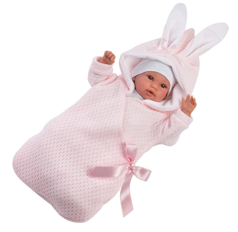 Žaislinė lėlė kūdikis Llorens, 36cm, 63636
