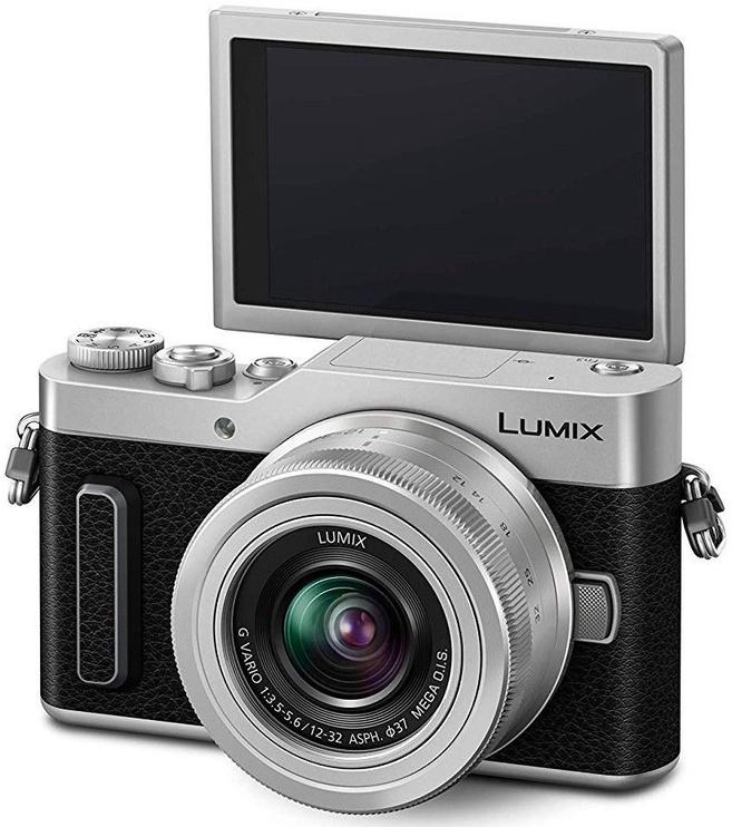 Panasonic Lumix DC-GX880 + 12-32mm Kit Black/Silver