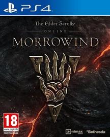 Elder Scrolls Online: Morrowind PS4