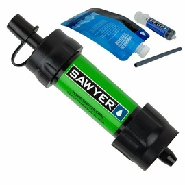Sawyer Mini Water Filtration System Green