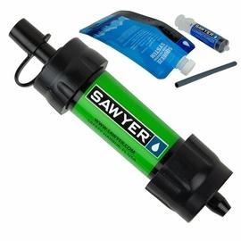 Sawyer Mini Water Filtration System Green