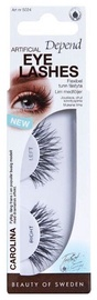 Depend Artificial Eyelashes 1 pair Carolina