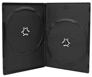 Gembird DVD Box 2 Black 100-Pack