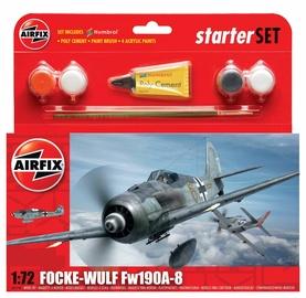 Airfix Focke Wulf 190A-8 Starter Set 1:72