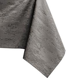 Скатерть AmeliaHome Vesta, серебристый/серый, 1500 мм x 5500 мм