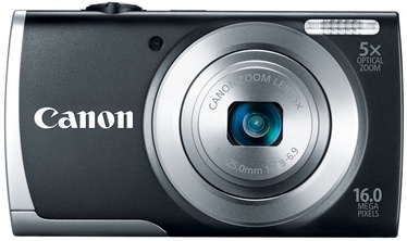 Canon PowerShot A2500 Digital Camera Black